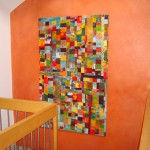 deborah fell quilt for German family