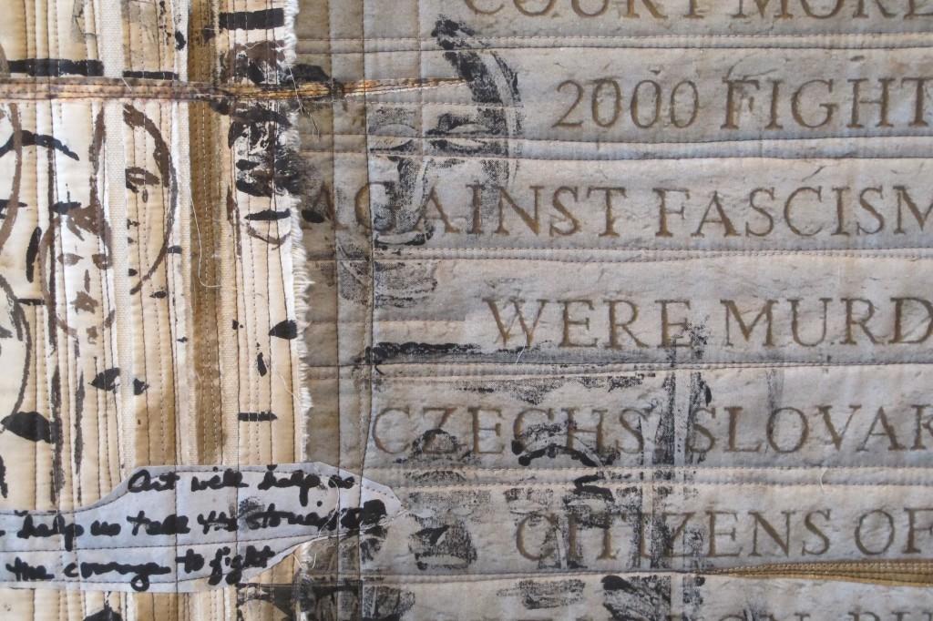 d fell Remembering Münchner Platz 1 detail