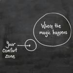comfort zone black