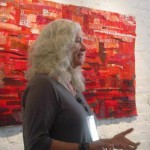 speaking at hatch art exhibit 2014